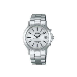【7年保証】 セイコー スピリット ソーラー電波 メンズ 男性用 腕時計 【SBTM167】 (国内正規品) SEIKO SPIRIT mcoy