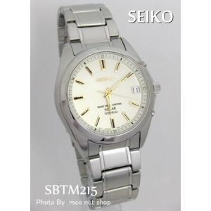 【7年保証】送料無料!セイコー(SEIKO)スピリット(SPIRIT) メンズ 男性用ソーラー電波腕時計【SBTM215】 (国内正規品)|mcoy