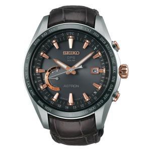 【7年保証】セイコー アストロン GPS電波ソーラー メンズ 男性用 腕時計 品番:SBXB095 国内正規品 拭き布(クロス)付|mcoy
