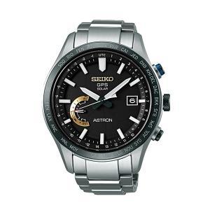 【7年保証】セイコー アストロン GPS電波 ソーラー メンズ 男性用 腕時計 品番:SBXB119 大谷選手レプリカサインボール付(プリント) 拭き布(クロス)付|mcoy