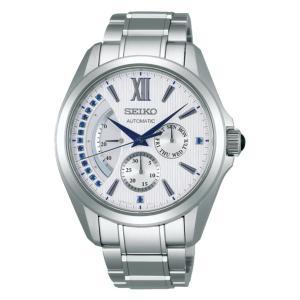 【7年保証】セイコーブライツ 限定モデル  メンズ 男性用 メカニカル(オートマチック)腕時計 【SDGC031】(国内正規品)|mcoy