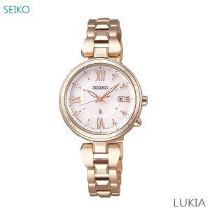 レディース 腕時計 7年保証 送料無料 セイコー ルキア ソーラー 電波 SSQV058 正規品 SEIKO LUKIA|mcoy