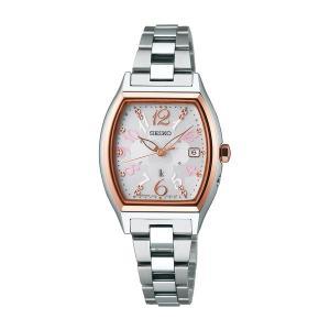 【7年保証】セイコー(SEIKO) ルキア(LUKIA)【SSQW020】レディース 女性用 腕時計 電波ソーラー(国内正規品)|mcoy