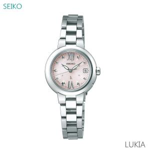 レディース 腕時計 7年保証 送料無料 セイコー ルキア ソーラー 電波 SSVW137 正規品 SEIKO LUKIA|mcoy