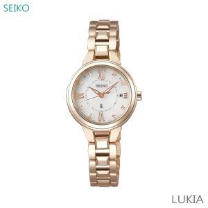 レディース 腕時計 7年保証 送料無料 セイコー ルキア ソーラー 電波 SSVW148 正規品 SEIKO LUKIA|mcoy