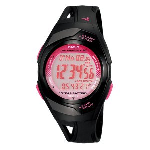 【7年保証】カシオ PHYS 腕時計 【STR-300J-1BJF】(国内正規品)ラップ/スプリット最大60本メモリー|mcoy