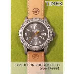 【7年保証】TIMEX(タイメックス) メンズ 男性用腕時計EXPEDITION RUGGED FIELD 【T49991】(国内正規品)|mcoy