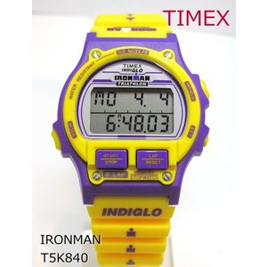 【7年保証】TIMEX(タイメックス) アイアンマン腕時計 8ラップ  【T5K840】(国内正規品)限定モデル|mcoy
