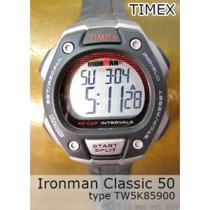 【7年保証】TIMEX(タイメックス) メンズ 男性用腕時計クラシック50 フルサイズ 【TW5K85900】(国内正規品)|mcoy