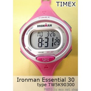 【7年保証】TIMEX(タイメックス) レディース 女性用 腕時計エッセンシャル 30  【TW5K90300】(国内正規品)|mcoy