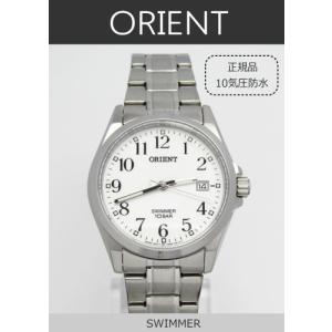 【7年保証】オリエント(ORIENT) Orient Quartz Swimmer メンズ 男性用腕時計 【WW0291UN】(国内正規品)|mcoy