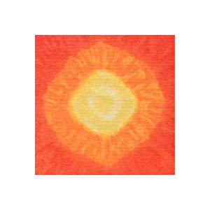 むら染めサークル 6 (50×50cm)|mcsquare