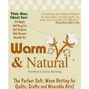 Warm&Natural キルト芯 クラフトサイズ|mcsquare