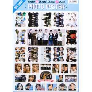 防弾少年団 BTS 「 ポスター 12枚+ステ...の詳細画像5