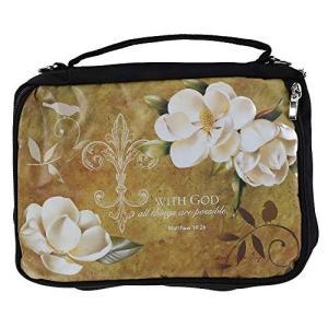 聖書カバー***Grandiflora Magnolia / with god-med mdk-store