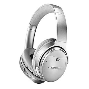 Bose QuietComfort 35 wireless headphones II - Silv...