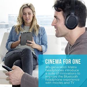 Matrix Cinema MEE audio Matrixヘッドホンの第四世代にあたるMatrix...