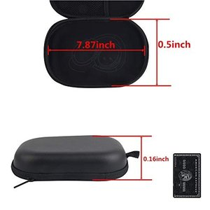Headphone case for Bose qc35、youchangbest保護用キャリーケー...