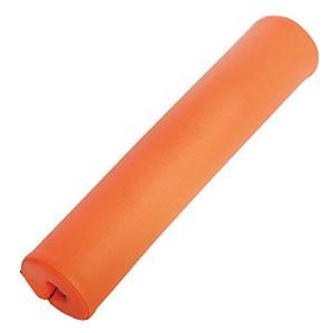 【サイズ】長さ約40cm×幅約8cm×パッドの厚さ約3cm、シャフト径28mm対応可能【素材】表面は...