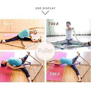 ヨガやダンスの補助具は、体調に応じて徐々に180°まで開くことができ、体の完璧な曲線を形作ります。各...