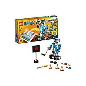 レゴ?・ブーストの クリエイティブ・ボックスでレゴ?・ の世界を広げよう。おしゃべりロボット・バーニ...
