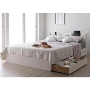 ベッド シングル マットレス付き フレーム 収納 宮付き コ|mdmoko