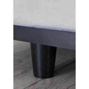 ベッド ベット デザインボードベッド 木脚5cm|mdmoko