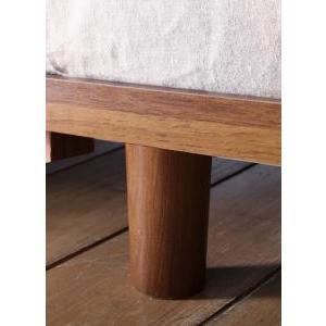 デザインボードベッド ベッド ベット 専用別売品 木脚 5c|mdmoko