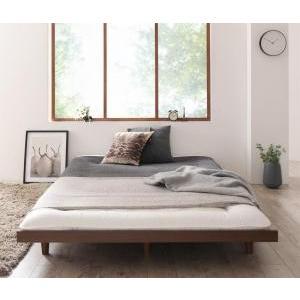 ベッド ベット ロング デザインボードベッド ロング 木脚タ|mdmoko