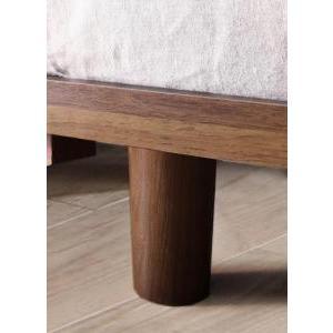 ベッド ベット 木脚5cm単品のみ|mdmoko