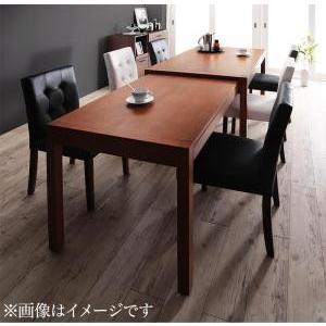 デザインスライド伸縮テーブル ダイニングセット STRIDE|mdmoko