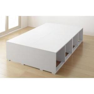 布団で寝られる大容量収納ベッド ベッドフレームのみ 引き出し|mdmoko