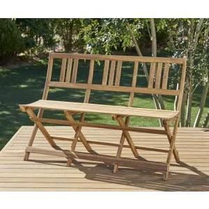 ベンチのサイズが選べる アカシア天然木ガーデンファニチャー|mdmoko