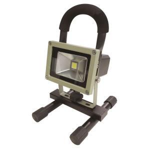 trad 充電式LED投光器 防水/屋外用/省エネ/長寿命 JLW-10W|mdmoko