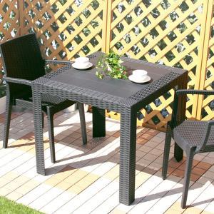 サイドテーブル  ガーデン カフェ カフェテーブル ガーデン|mdmoko