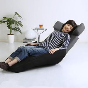 座椅子 リクライニング 座いす 一人掛け リクライニングチェ|mdmoko