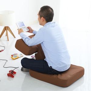 ゲーム 座椅子 椅子 リクライニング テレビ イス パーソナ|mdmoko