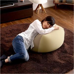 ビーズクッション 大きい 特大 安い 日本 大 本体 ビーズ|mdmoko