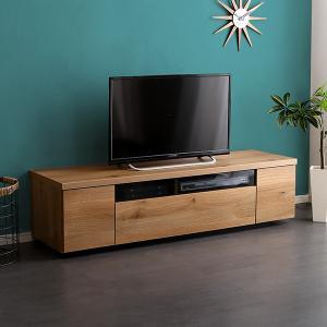 50インチ テレビ台 ロータイプ 木製 幅140 mdmoko