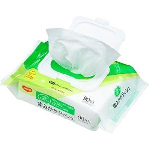 歯みがきティシュ 90枚×24袋 11182の関連商品5
