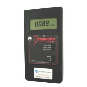 ガイガーカウンター Inspector Alert V2(インスペクターアラートV2)|measureworks