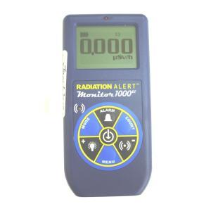 ガイガーカウンター Monitor1000EC(モニター1000イーシー)|measureworks
