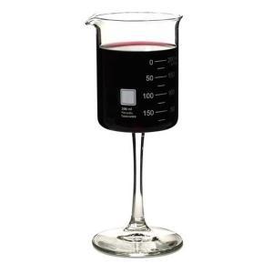 ビーカーワイングラス Periodic Tableware|measureworks