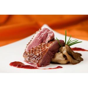 ハンガリー マグレ ド カナール 300-400g 合鴨肉 ハンガリー産 マグレカナール、鴨胸肉のポワレ、鴨ローストに。|meat-gen