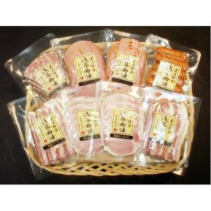 送料無料/お歳暮お中元に浅草ハムギフト AS−40  浅草で生まれて80余年、伝統の味|meat-gen