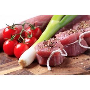 メキシコ産 豚ヒレ肉(かたまり) 250g以上  ヒレカツ/チーズカツ他ソテーにも!|meat-gen