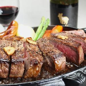 大麦牛(輸入牛肉 オーストラリア産)1ポンドステーキ サーロインステーキ 1枚 約440g〜460g|meatpiasanuki