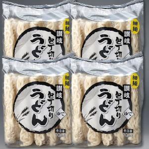 包丁切り冷凍讃岐うどん(細麺) 20食入|meatpiasanuki