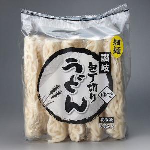 包丁切り冷凍讃岐うどん(細麺) 230g×5食入 meatpiasanuki