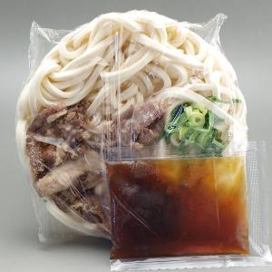 冷凍讃岐うどん(肉うどん)1食入り meatpiasanuki 02